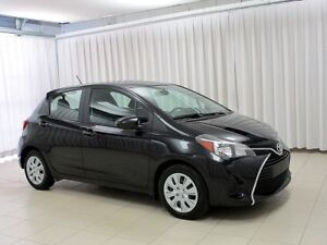 2016 Toyota Yaris QUICK BEFORE IT'S GONE!!! LE 5DR HATCH W/ A/C,