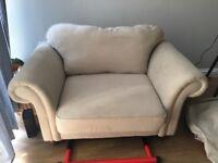 Natural Colour Armchair