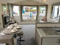 Brand New 2017 Model 2 Bed Static Caravan for sale Hayling Island on a Dog Friendly Park
