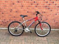 "PROBIKE kids mountain bike 24""wheels size"