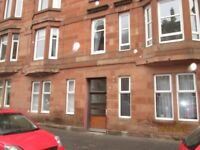 Ground Floor 1 Bed Flat to Rent Govanhill - 11 Craigie Street, Govanhill