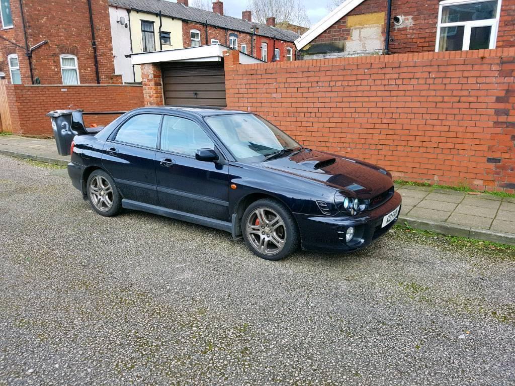 Subaru impreza bugeye alloys
