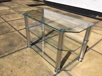 Glass TV / Media Table