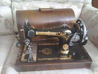 Vintage 1934 Singer Sewing Machine