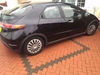 2008 Honda Civic 1.4 i-DSI SE
