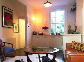 SHORT LET 1 BED FLAT TO RENT IN KENTISH TOWN, LONDON, FEB & MAR 2017, £415 PW incl all bills