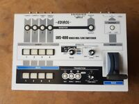 ROLAND EDIROL LVS-400 VIDEO MIXER /LIVE SWITCHER WITH MIDI V-LINK