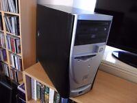 Complete desktop computer system for sale