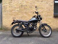 Sinnis Trackstar 125 cc