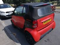 **2003 SMART CAR** FOR TWO FORTWO CONVERTIBLE CITY-COUPE 1 YEAR MOT 0.6L PERFECT RUNNER