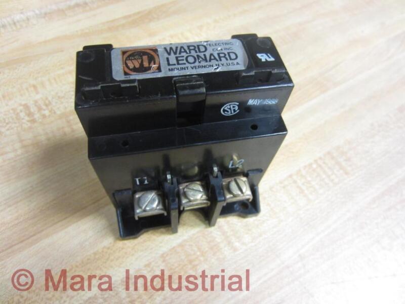 Ward Leonard 7000-2140-11 Contactor 7000214011