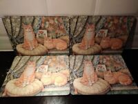 Table mats and Table cloths