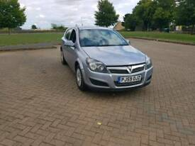 Vauxhall Astra Miles 89000