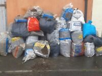Ungraded Soil 30 bags approx -free to collector