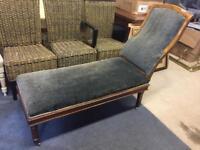 Chaise lounge antique