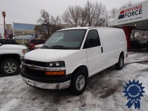 2016 Chevrolet Express Full Size Cargo Van, Cruise Control, 4.8L