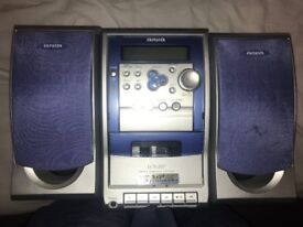 Aiwa lcx 257 micro compact system