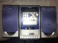 Aiwa lcx 257 micro compact system