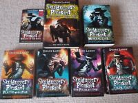 Skulduggery Pleasant by Derek Landy books