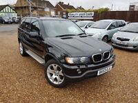 BMW X5 2.9 d Sport 5dr, 1 FORMER KEEPER, FSH, HPI CLEAR, LONG MOT, EXCELLENT DRIVE, P/X WELCOME
