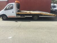 RECOVERY 2008 LDV MAXUS FOR SALE