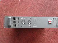 "MATRIX 3000 watts 19"" inch Power Amp...................£255"