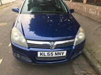 Vauxhall Astra 1.8 16V 2005 Blue 11 MONTHS MOT £1100