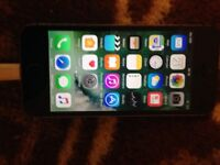 I phone 5s Used condition. Spares or repairesTel. 07392500211