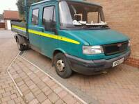 2005 ldv double cab tipper