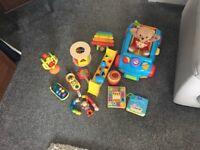 Job lot baby toys kids toys