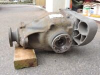 bmw 1 series 4 bolt rear differential 54 plate