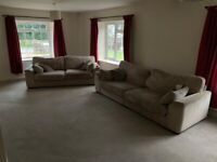 2 x Sofas - Free to collect