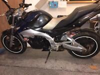 2006 gsr 600