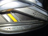 taylormade rocket blades reg good condition