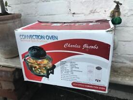 Convection oven for motorhome/caravan - used once