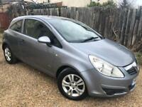 VAUXHALL CORSA 1.2 2008 MOT+SERVICE HISTORY+TIMING CHAIN REPLACED
