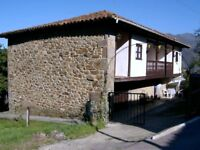 Typical Spain Northern house