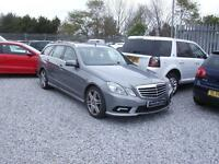MERCEDES-BENZ E CLASS E250 CDI BlueEFFICIENCY Sport 5dr Tip Auto (silver) 2010