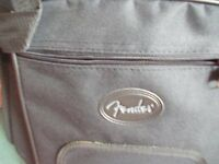 Fender Deluxe Gigbag for stratocaster,telecaster, electric guitar