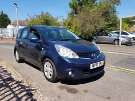 Nissan Note 1.5 dCi Acenta 5dr E5 PERFECT EXAMPLE TIMING BELT CHANGED £30 ROA...