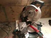 Bosch 24v cordless mitre saw chop saw perfect working order cost £550