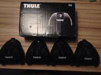 Thule 753 feet for car roof box