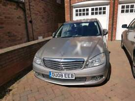 Mercedes Benz C200 2008 1 previous owner 88k. Very well looked after car