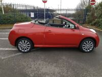 NISSAN MICRA SPORT C+C CONVERTIBLE ONLY 21000m WITH HISTORY YEAR ROUND HARDTOP CONVERIBLE CAR
