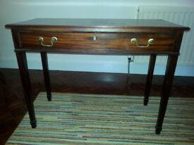 Mahogany Side Table, circa 1810
