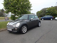 MINI PARK LANE LIMITED EDITION HATCHBACK STUNNING GREY 2006 BARGAIN ONLY £1995 *LOOK* PX/DELIVERY