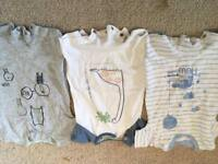 0-3 baby boys clothes