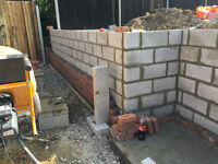 Private Work Bricklayer Available