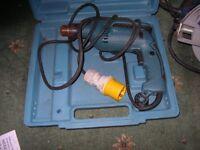 makita hp1640 110v drill