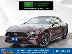 2018 Ford Mustang GT Premium ***CAP UNIT, Adaptive speed control